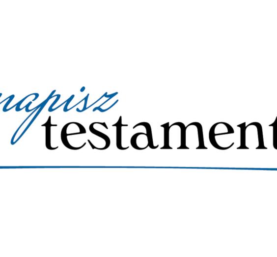 Napisz testament